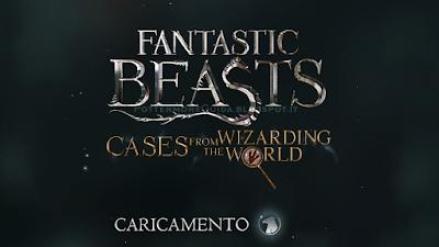 Animali Fantastici: Misteri dal Magico Mondo