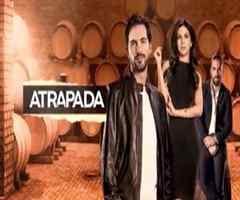capítulo 9 - telenovela - atrapada  - imagentv