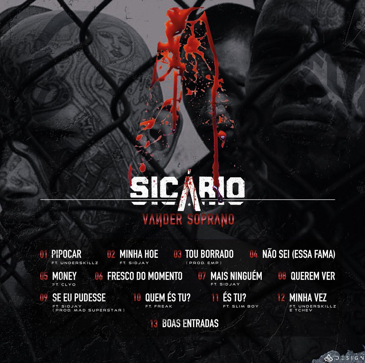 Vander Soprano - Mixtape Atleta Vol. 4 Sicário // Download