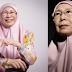 Wan Azizah Angkat Martabat Wanita Jadi Timbalan Perdana Menteri Wanita Pertama Dalam Sejarah Malaysia
