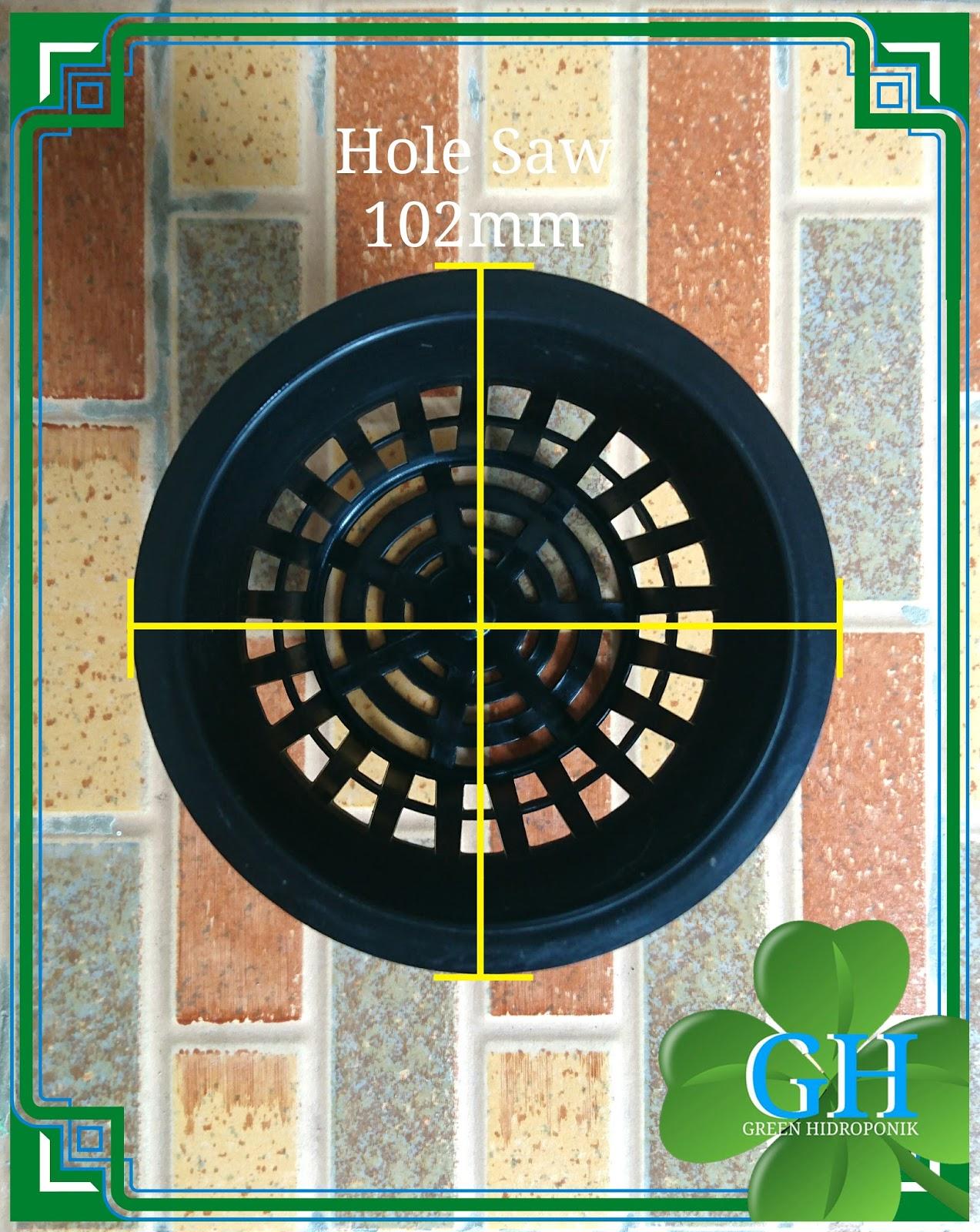 Netpot Hidroponik Net Pot Besar Atas 11cm 10cm Tinggi Hitam 5cm Gambar Produk Lainnya