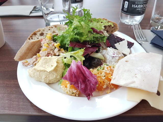 Innside by Melia Manchester My Lunch
