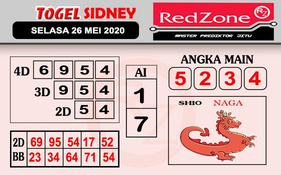 Togel Sidney Redzone