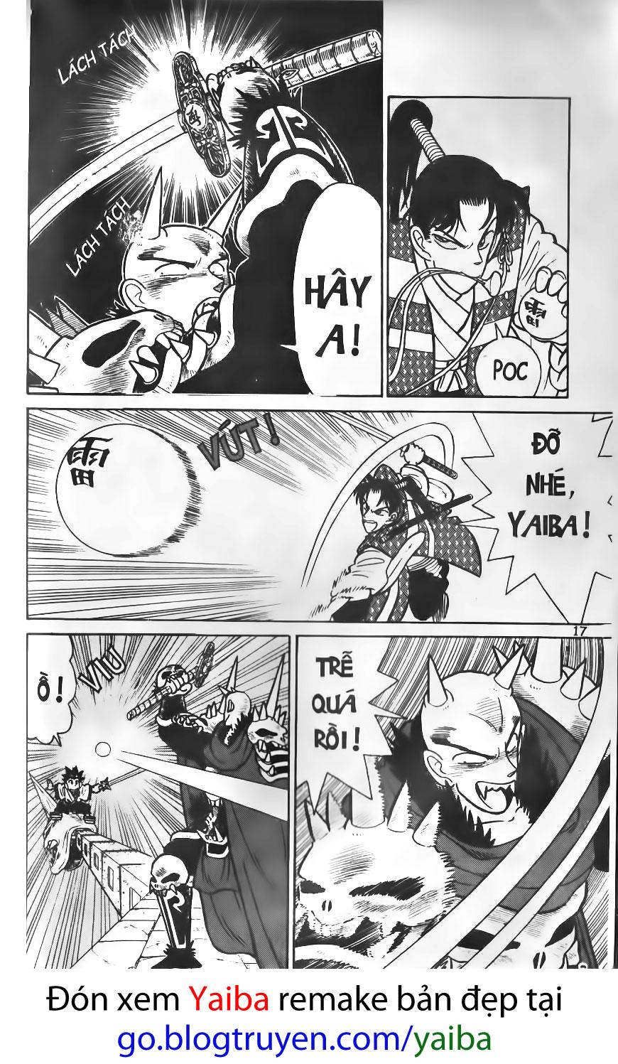 Yaiba chap 60 trang 14