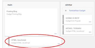 Cara daftar poptm dan menerapkan iklan code