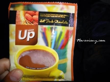 UP Cocoa Hot Dark Chocolate