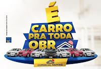 Promoção 'É carro pra toda obra' Comercial Ivaiporã comercialivaipora.com.br/carrotodaobra