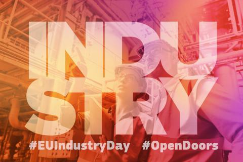 """""""European Industry Week 2019"""": Εκδήλωση – ανοιχτή συζήτηση για το μέλλον της βιομηχανίας"""