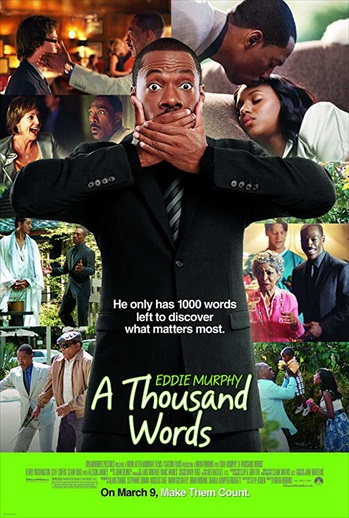 A Thousand Words 2012 Dual Audio Hindi 300mb Movie Download