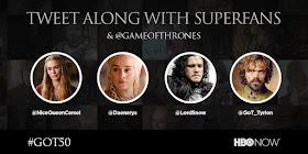 game of thrones season 6 tweet