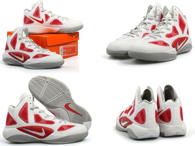 26a61e524337 Welcome to buy High Nike Zoom Hyperfuse White Red Sport at discount Hyperfuse  2011 online store. If you interested in this kind of design