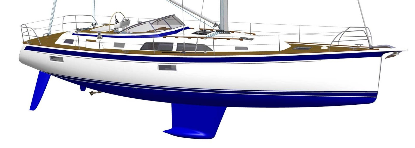 Interesting Sailboats: AMEL 50 - 2018 EUROPEAN YACHT OF THE