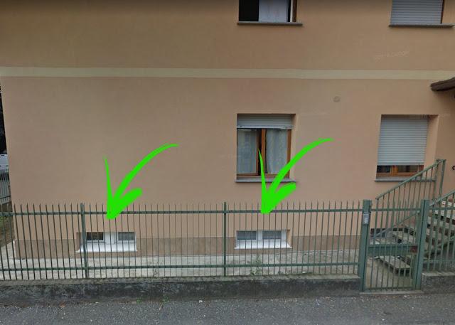 A casa na Itália