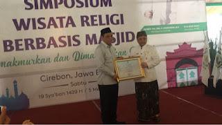 Wisata Religi Di Cirebon Berbasis Masjid