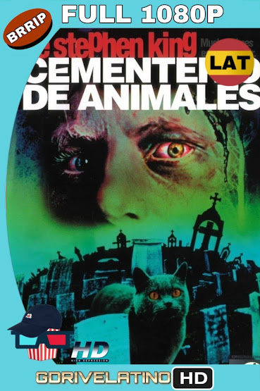 Cementerio De Animales (1989) BRRip 1080p Latino-Ingles MKV