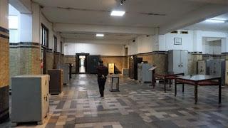 lantai bawah museum mandiri