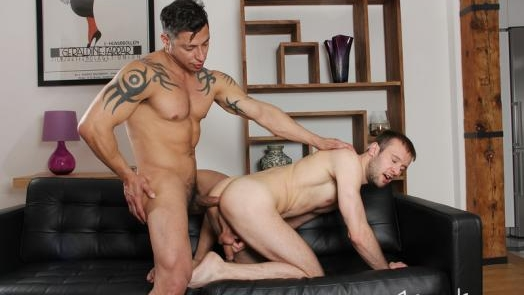 Casting Couch #369 – Tyler Evans, Julio Rey (Bareback)
