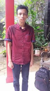 Bantu share pemuda musafir ini yang ingin balik ke Medan (yang Orang Medan bantu share)