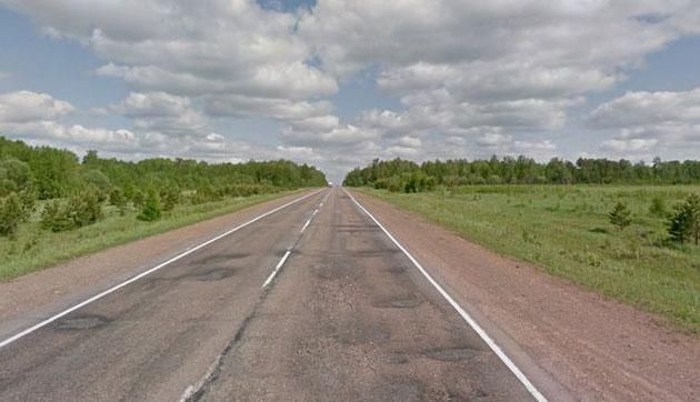 jalan tol Trans-siberian Highway