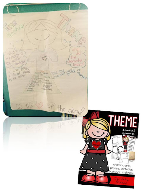 teaching theme - pack from tpt