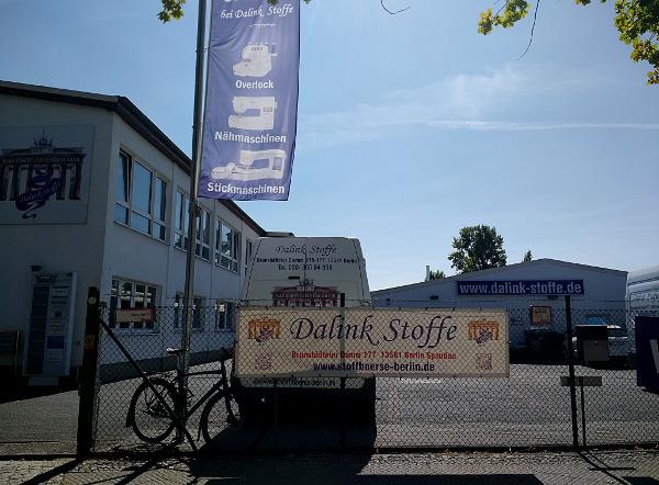 Nahtzugabe Nähen Und Diy In Berlin Dalink Stoffe In Spandau Und