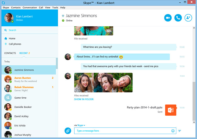 free download skype latest version