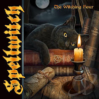 "Ο δίσκος των Spellwitch ""The Witching Hour"""
