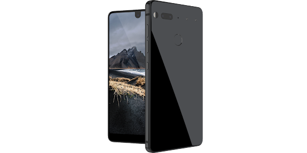 You can now buy the Essential Phone with Android Pie on Amazon
