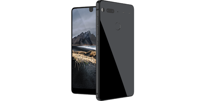 You can now buy the Essential Phone with Android Pie