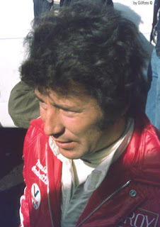 Mario Andretti raced as an American but was born in Montona, then part of Italy