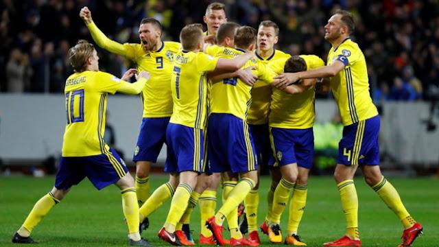 Prediksi Bola Swedia vs Korea Piala Dunia 2018