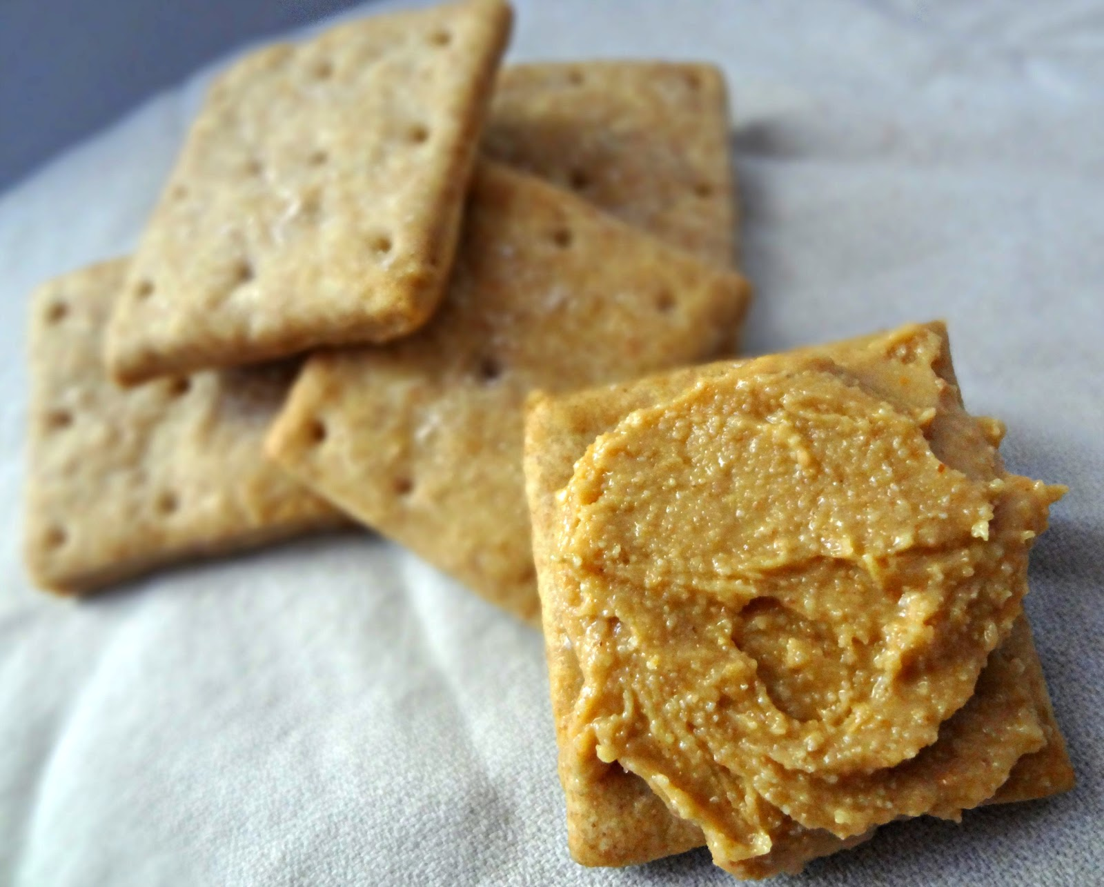 The Cooking Actress Homemade Whole Wheat Ritz Crackers