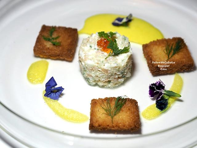 NORDIC -  Scandinavian Shrimp Salad