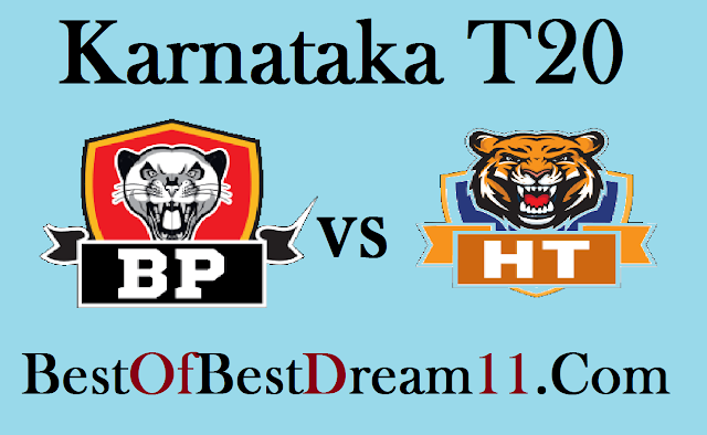 BP VS HT DREAM11 TEAM
