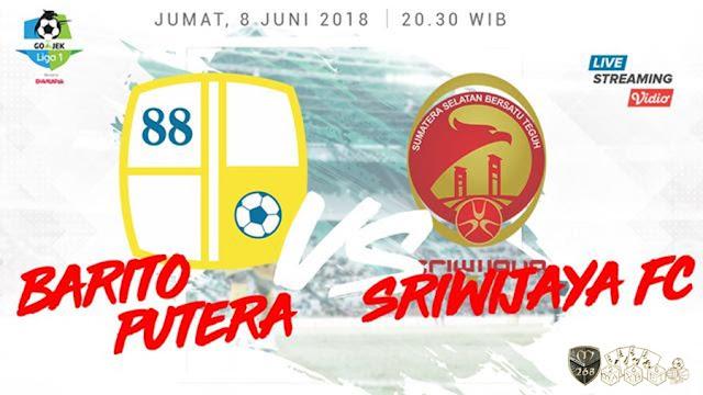 Prediksi Barito Putera Vs Sriwijaya FC, Jumat 08 Juni 2018 Pukul 20.30 WIB