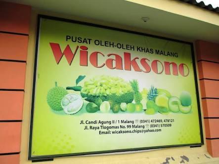 Wicaksono Pusat Oleh-oleh Khas Malang