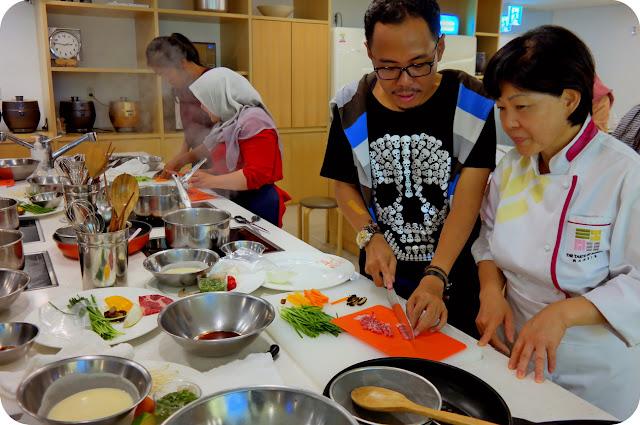 Memasak+Masakan+Korea