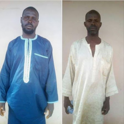 Faces Of Boko Haram Fuel Suppliers Nabbed By Soldiers