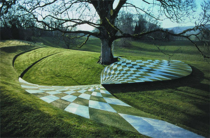 3. The Garden of Cosmic Speculation, Scotland - 5 Incredible Gardens That Will Blow Your Mind