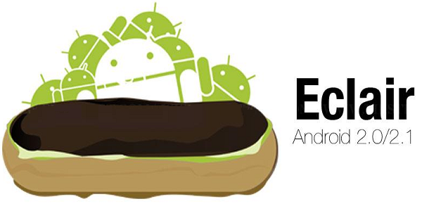 OS Android Eclair