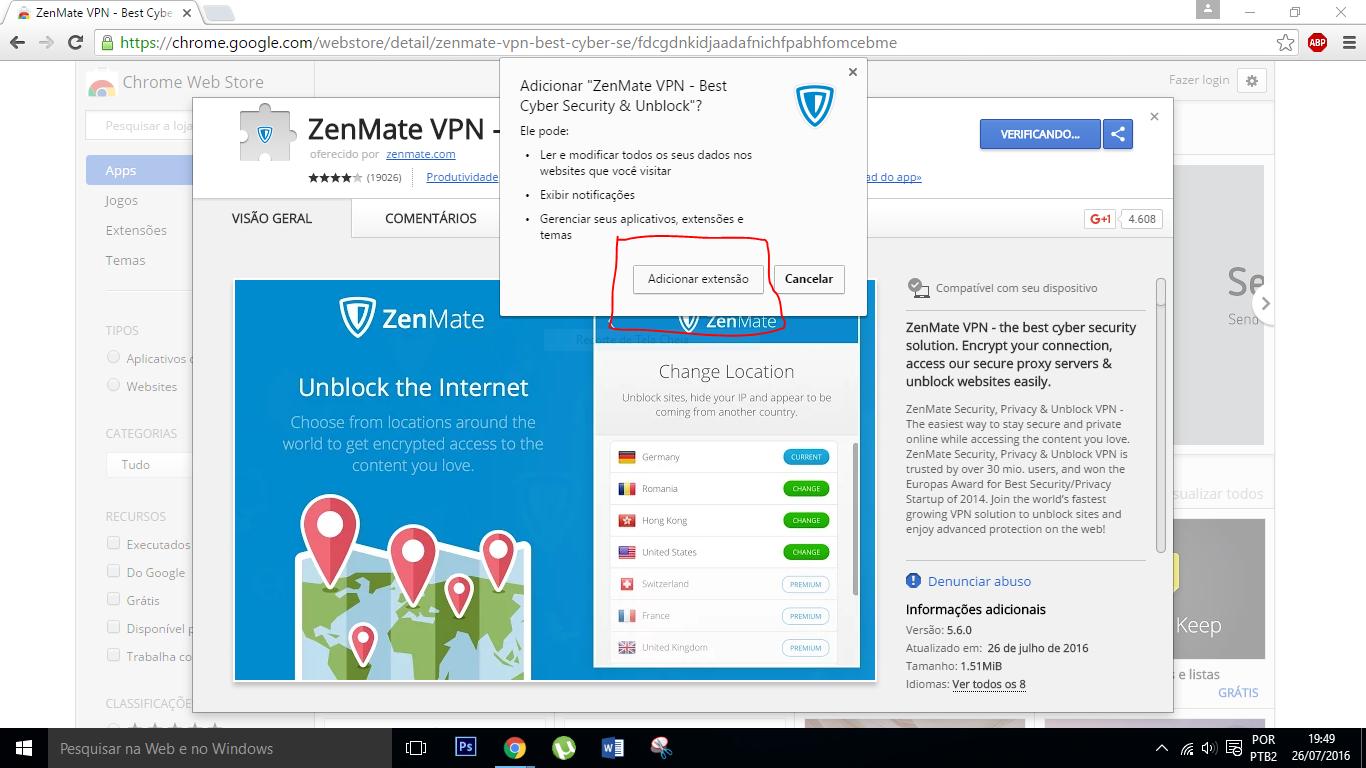 Windows 10 mobile vpn free