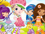 Have a great time playing this new Frozen game called Elsa as Strawberry shortcake on GamesGirlGames.com. Imagine Elsa in Strawberry Shortcake Land. Your task is to give her a totally new, fruit inspired look. Choose the cutest strawberry style outfits and accessories and make her part of Strawberry Shortcake world.
