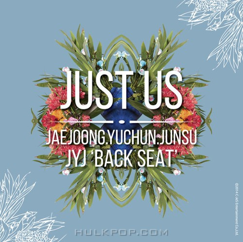 JYJ – JUST US (FLAC + ITUNES PLUS AAC M4A)