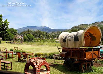 delman de ranch lembang