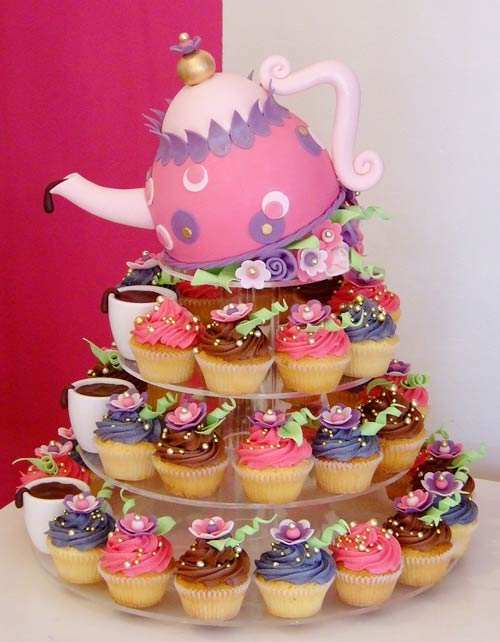How To Make Tiered Cakes Level
