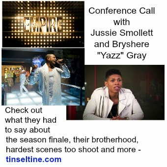 "Interview: Jussie Smollett & Bryshere ""Yazz"" Gray"