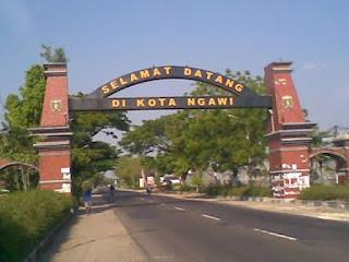 Gerbang selamat datang
