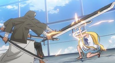 UQ Holder!: Mahou Sensei Negima! 2 Episode 06 Subtitle Indonesia
