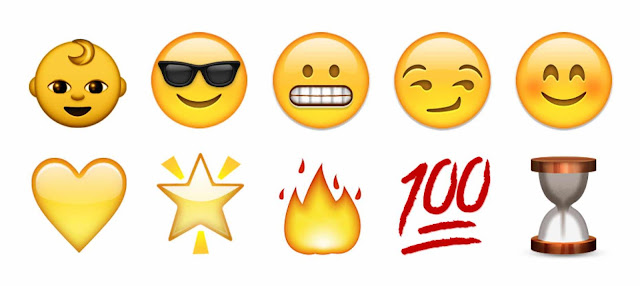 snapchat emoji and symbols