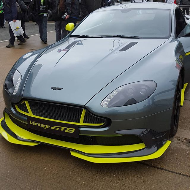the aston martin vantage gt8 is officially the best looking aston out there. Black Bedroom Furniture Sets. Home Design Ideas